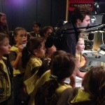 48th Preston Brownies getting to grips with a radio desk